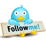 Find me on twitter